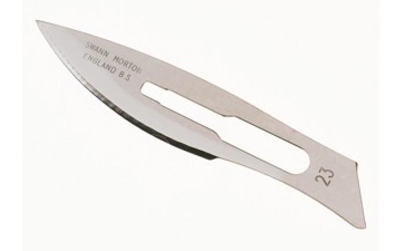 Blades for Scalpel: Swann-Morton 23